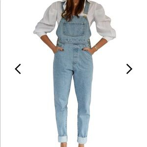 SSO by Danielle - Vintage Style Basic Overall
